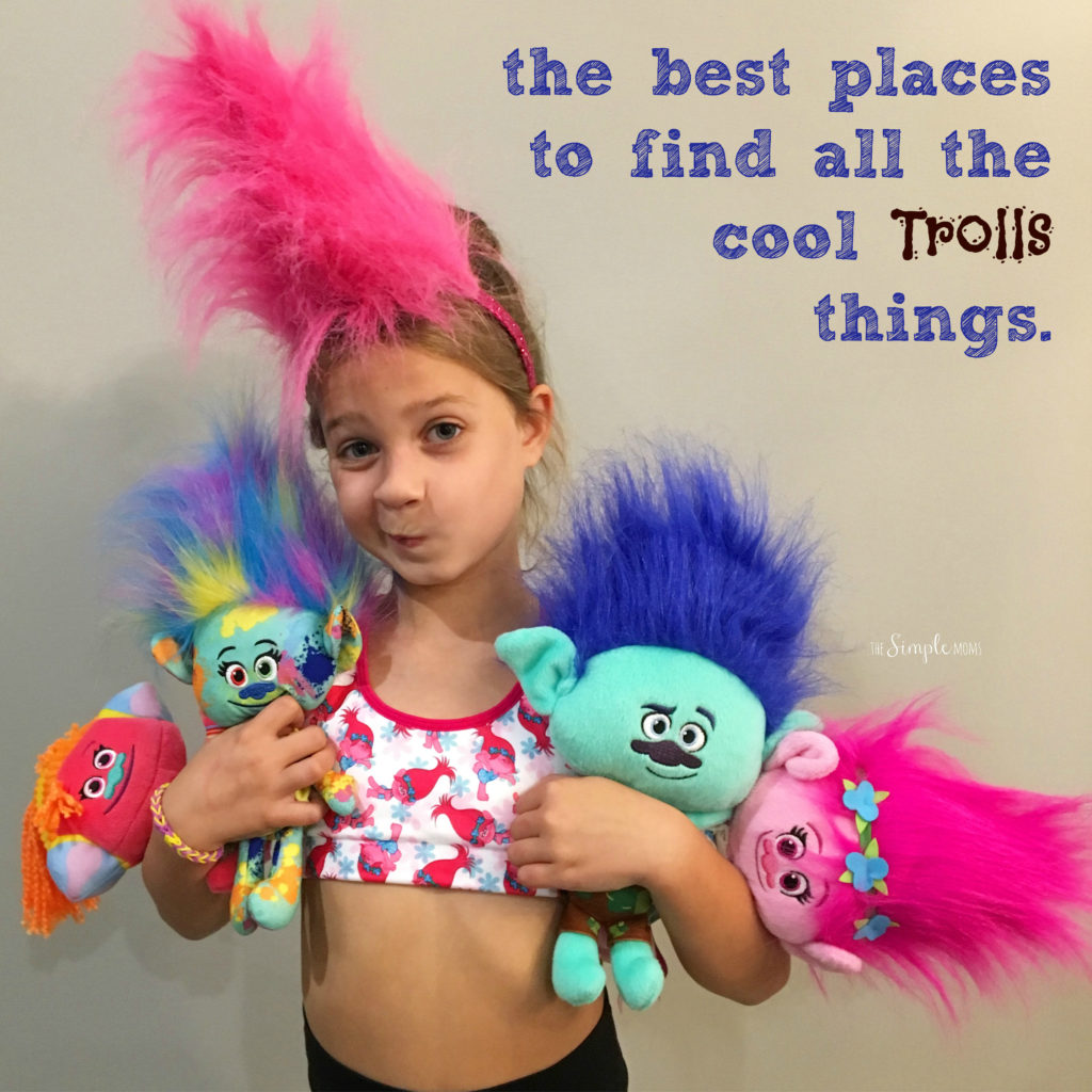 the best trolls toys and clothing i could find just for you my movie review. Black Bedroom Furniture Sets. Home Design Ideas
