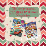 titles from nickelodeon that will help you get in the christmas spirit!