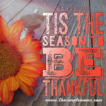happy thanksgiving from theSIMPLEmoms