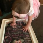 a birthday keepsake and new room décor :: a sweet life designs