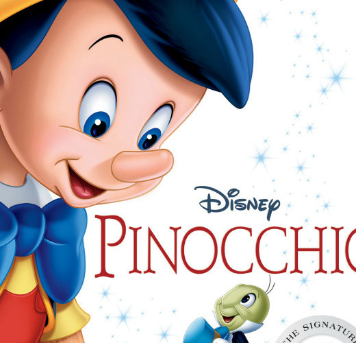 FI - Pinocchio Signature Collection Bluray