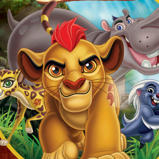 FI - The Lion Guard Life In The Pridelands