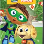 "super hero's to the rescue : : SUPER WHY! ""PUPPY POWER!"" on dvd"