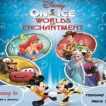 disney on ice {bay area} :: feld entertainment :: promo code + giveaway