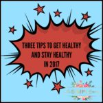 crush those resolutions!  three tips to get healthy and stay healthy :: #aHEALTHYnewyear