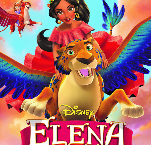 Elena And The Secret Of Avalor Cover Art featured image