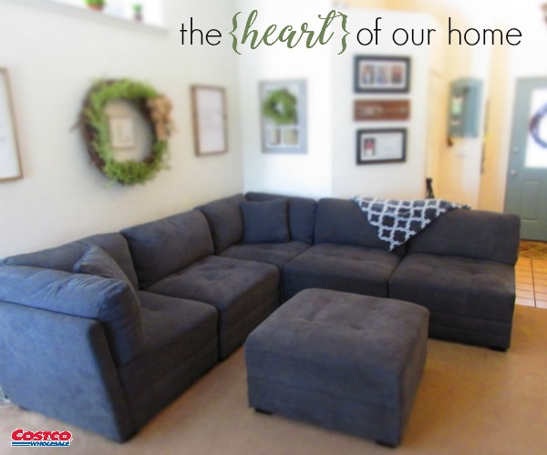 costco 6 piece sectional couch 1 year update the SIMPLE moms