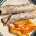a simple recipe :: rolled chicken tacos {allergen-free}