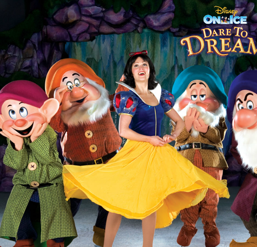 FI - Disney on Ice Dare to Dream Snow White
