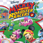 ready, set, GO! with mickey and the roadster racers!