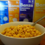 macaroni and cheese – gluten free and protein packed :: Banza :: giveaway