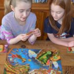 family time fun with board games from ravensburger and wonder forge
