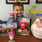 super wings easter basket idea :: auldey toys