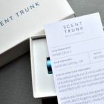 find your signature scent with scent trunk