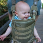 a tactical baby carrier especially for dads :: mission critical