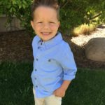 my favorite dressed-up springtime look for boys (and girls!)