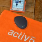 squeezing in a workout with Activ5