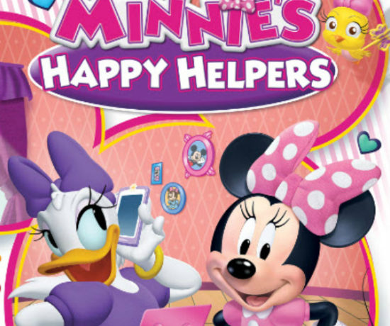 Minnies Happy Helpers Cover Art FI