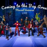 marvel universe live :: age of heroes :: Bay Area :: giveaway