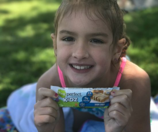 zone perfect kids bars
