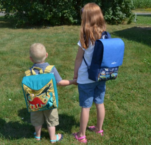eeBoo backpacks on The SIMPLE Moms