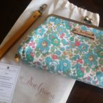 sew grown essential oils purse + coupon code