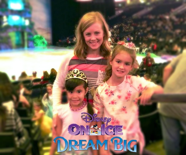 disney on ice dream big oakland