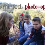 minted photo-op :: family photos and christmas card design :: #aSIMPLEchristmas