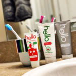 say hello to a more friendly ingredient toothpaste + giveaway