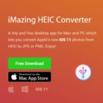 convert .heic files that won't show up on your PC with iMazing