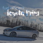 getting eco-friendly in the toyota prius hybrid #DriveToyota