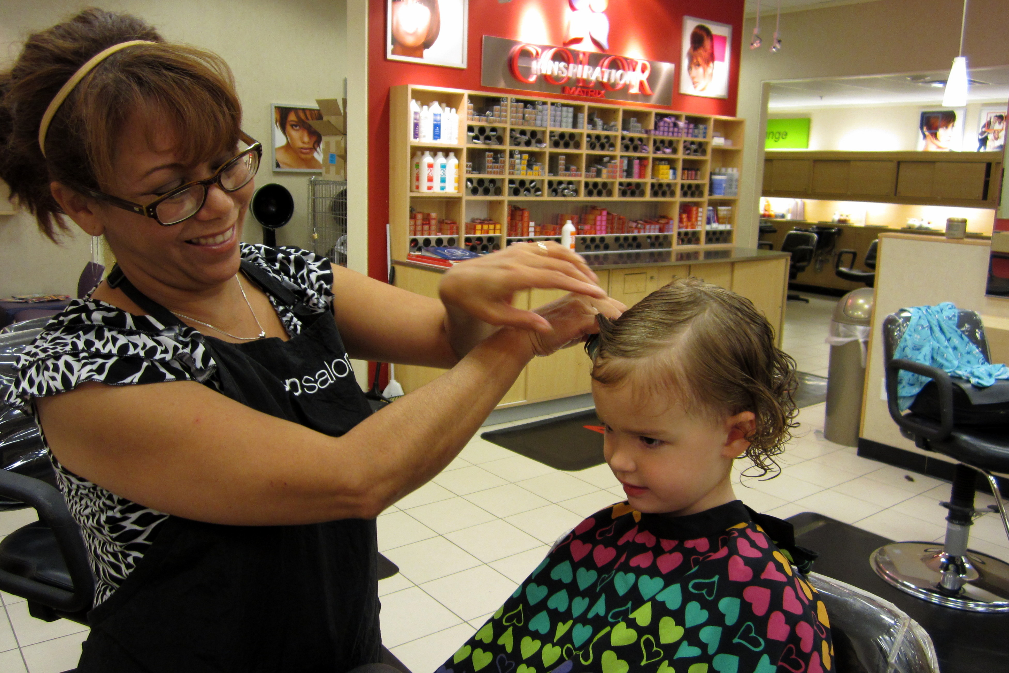 jcpenney free haircuts jcp free haircut in august the simple 2655 | IMG 3060